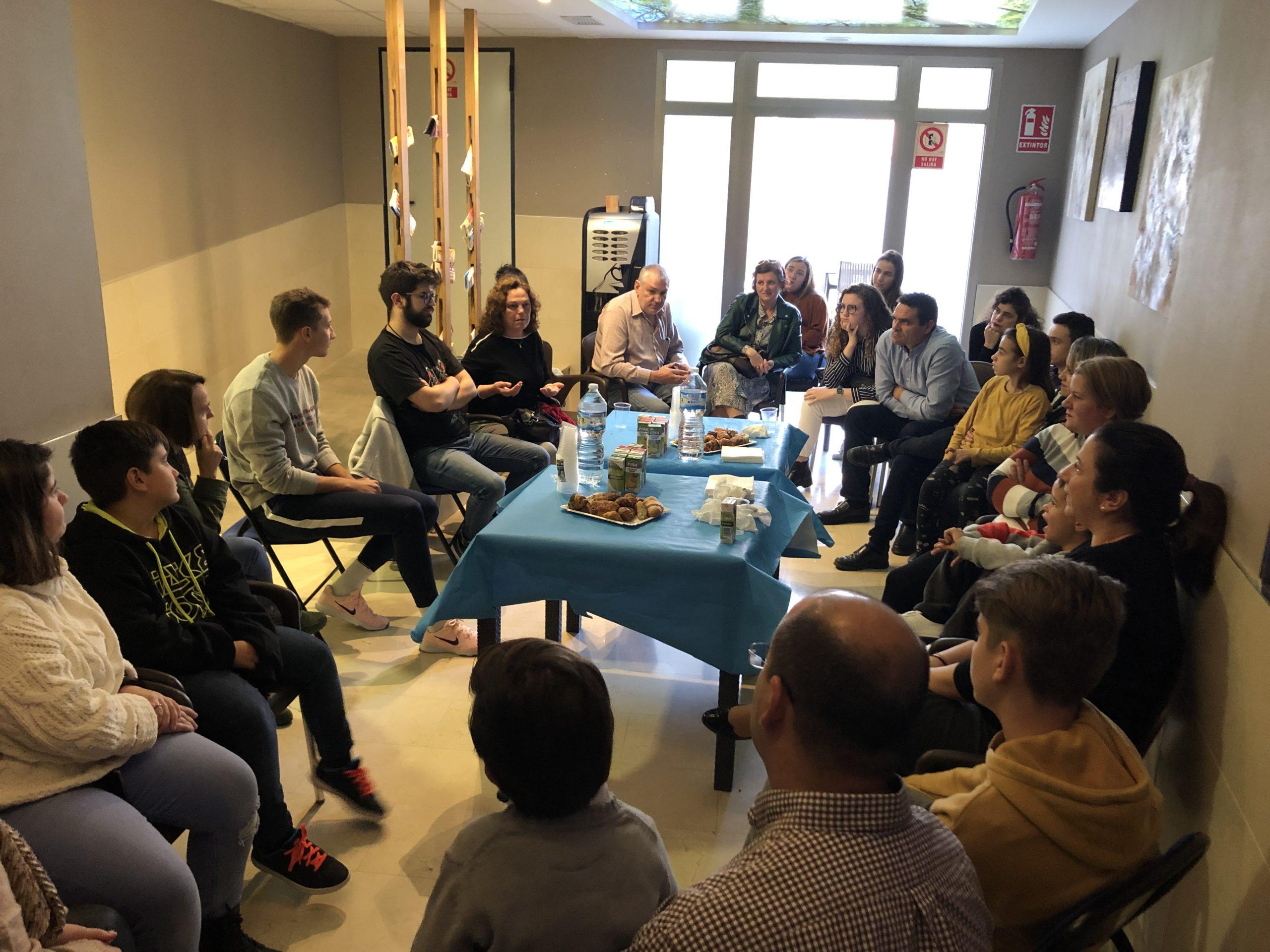 Fundación Uner - Encuentro de familias sobre la dislexia