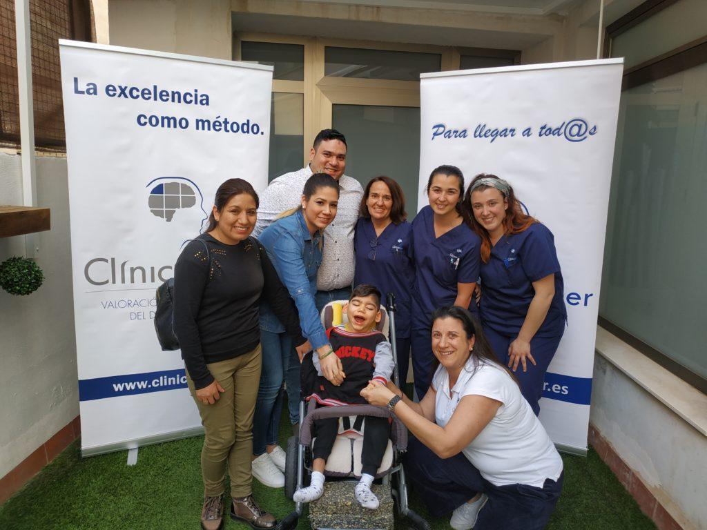 Fundación Uner - Cadena de solidaridad: un carro para Rodirgo