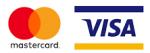 PAGOS CON CONEXIÓN SEGURA SSL - Visa y Mastercard